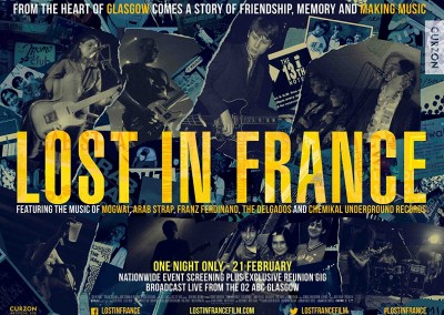 Lost In France – Feature Documentary