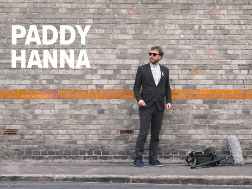 Paddy Hanna 'Frankly I Mutate' – Music Video